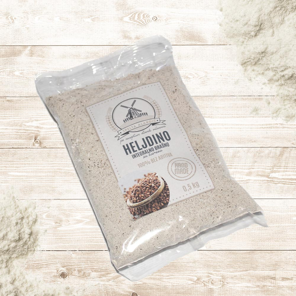 Heljdino integralno brašno 0.5kg