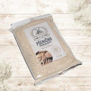 Pšenično integralno brašno 0.5kg